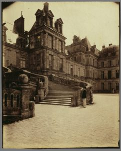 Fountainebleau - Cour des Adieux
